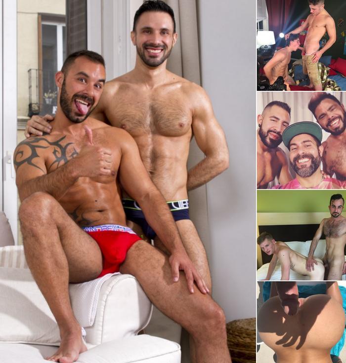 Gay Porn Star Xavi Duran Flex Xtremmo Justin Owen Gabriel Taurus Ty Thomas