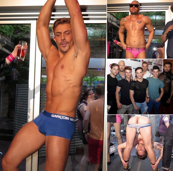 Gay Porn Stars CockyBoys Underwear Auction CockyCon 2016