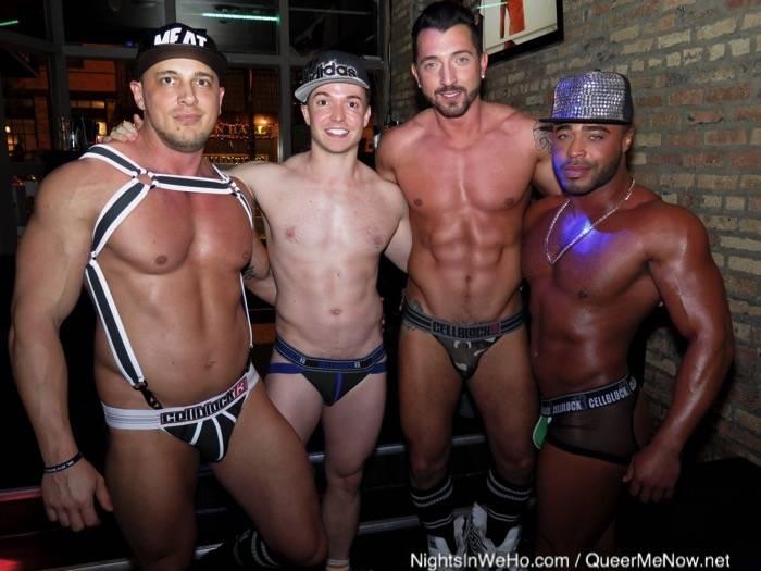 Jimmy D Porn Star - Joey D, Gabriel Cross, Jimmy Durano, and Micah Brandt