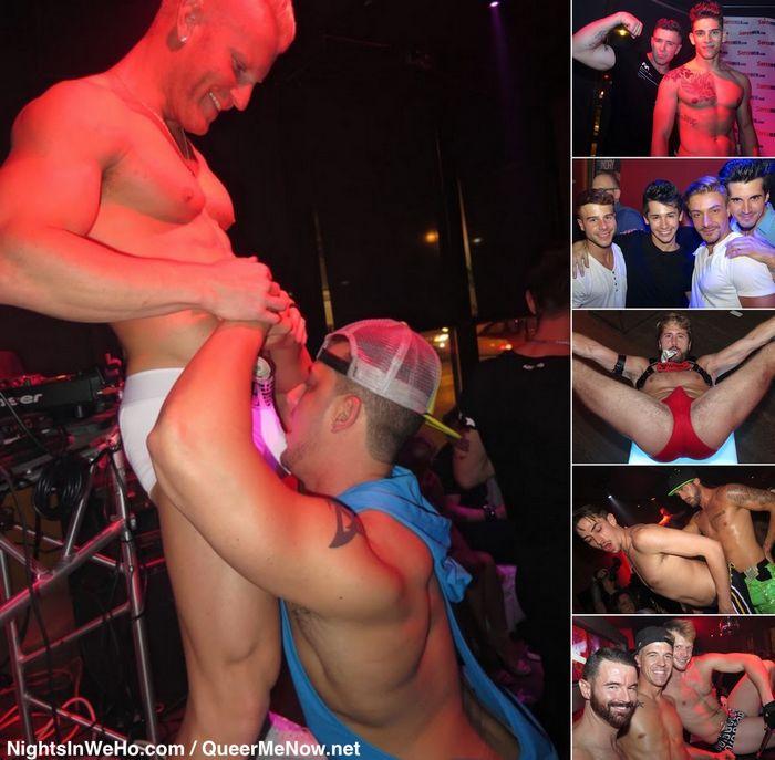Stripper vimeo male