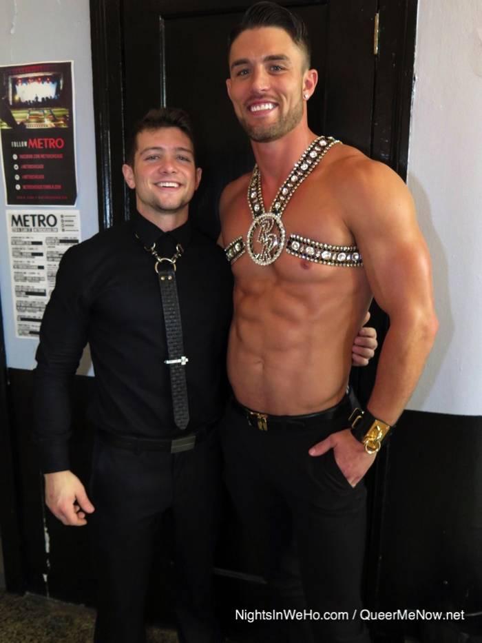 Gay Fuck Porn Star Empire - Grabby Awards 2016 Gay Porn Stars Sebastian Kross Ryan Rose