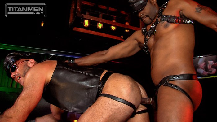 Jesse Jackman Gay Porn Star Diesel Washington Rough Trade TitanMen