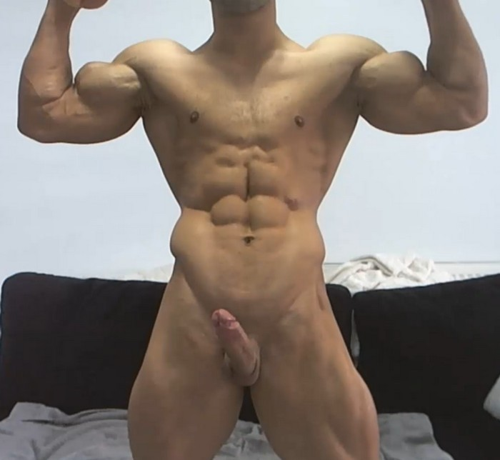 Jhonnyboy007 Muscle Stud Naked Flex Chaturbate