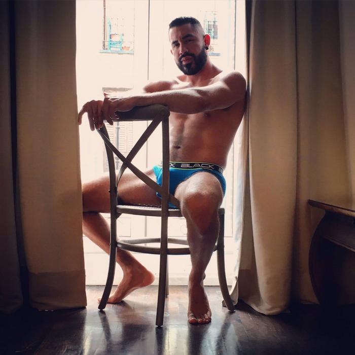 Mario Domenech Gabriel Taurus Gay Porn 3