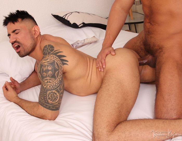 Richard Rodriguez Gay Porn Kristen Bjorn Viktor Rom Bareback Sex