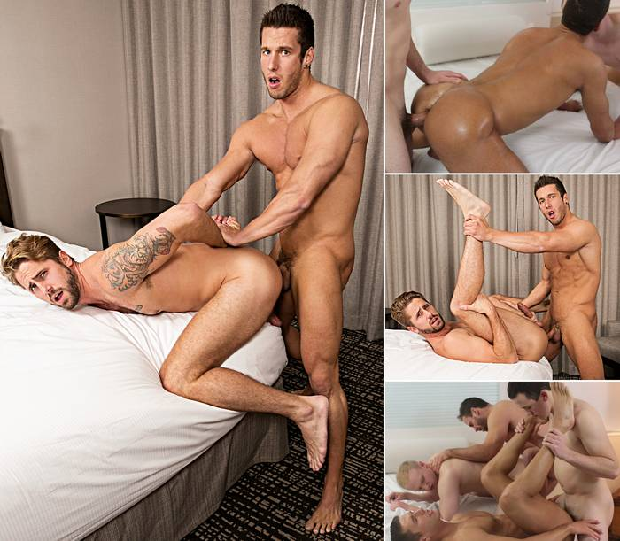 Rod Peterson Gay Porn Wesley Woods Bareback Sex Muscle Hunk