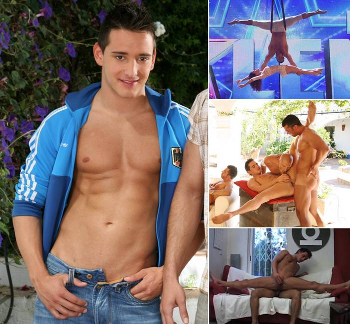 Sandro Caceres Marco Covela Gay Porn Star Got Talent Espana Kristen Bjorn
