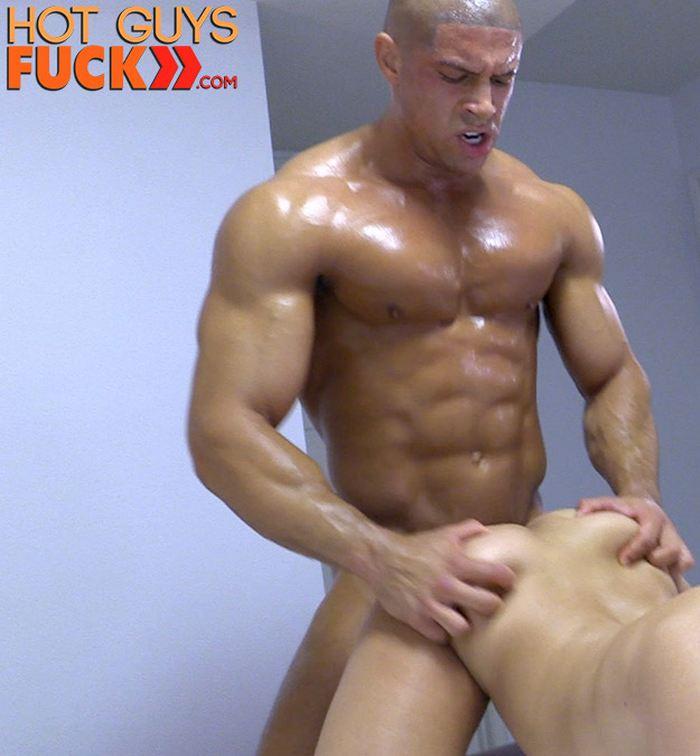 Straight Bodybuilder Porn