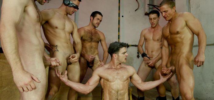 X-MEN Gay Porn XXX Parody 10