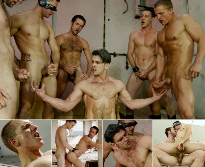 Gay men video trailers