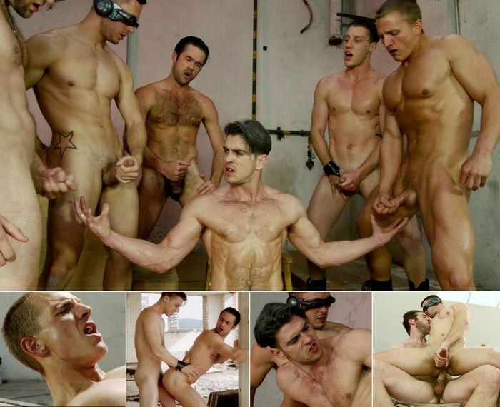 X-MEN Gay Porn XXX Parody