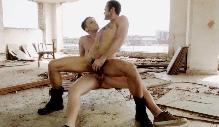 X-MEN Gay Porn XXX Parody 6