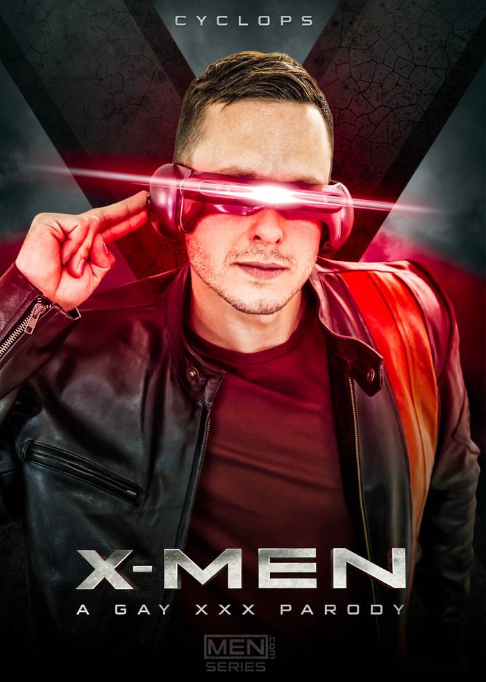 X-MEN Gay XXX Parody Brenner Bolton Cyclops