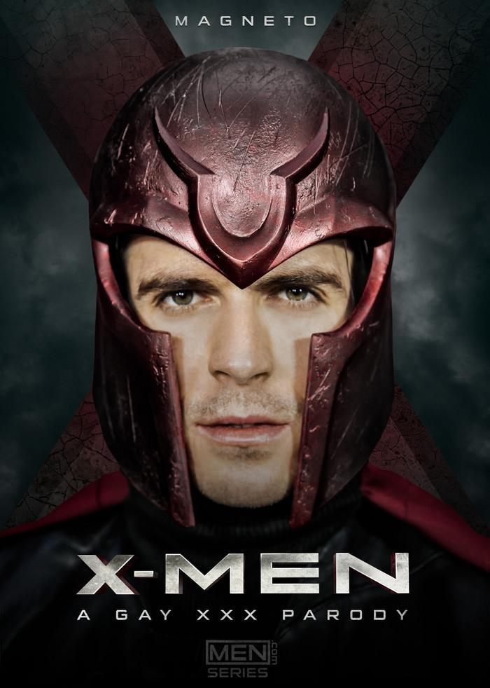 X-Men Gay Porn Parody Paddy OBrian Magneto
