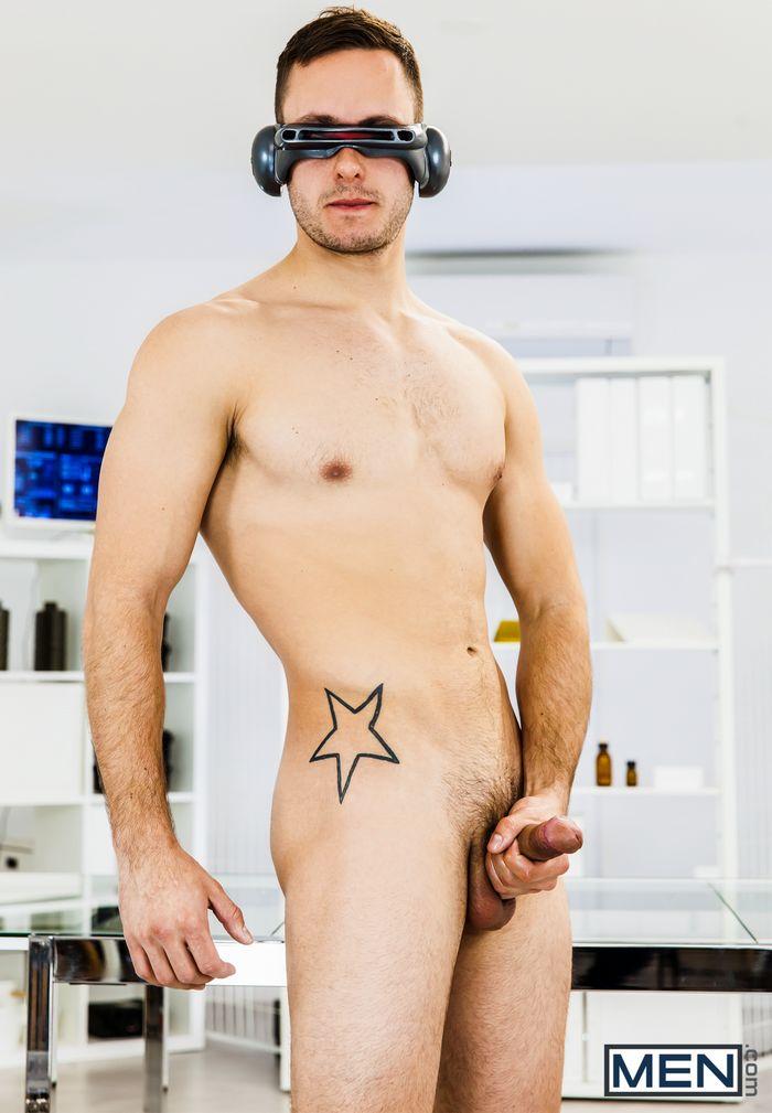 X-Men Gay Porn Parody XXX Wolverine Fucks Cyclops Colby Keller Brenner Bolton 5