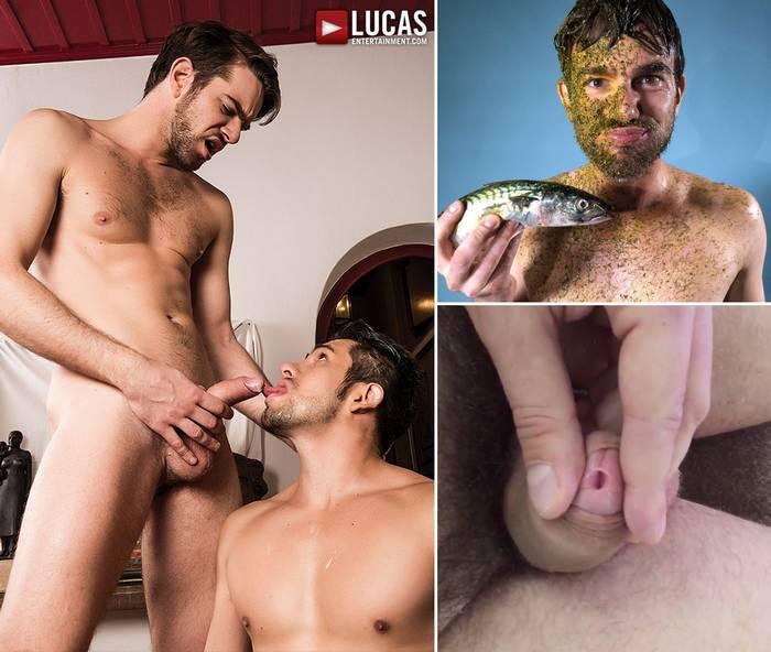 Zander Craze Gay Porn Star Derek Allan