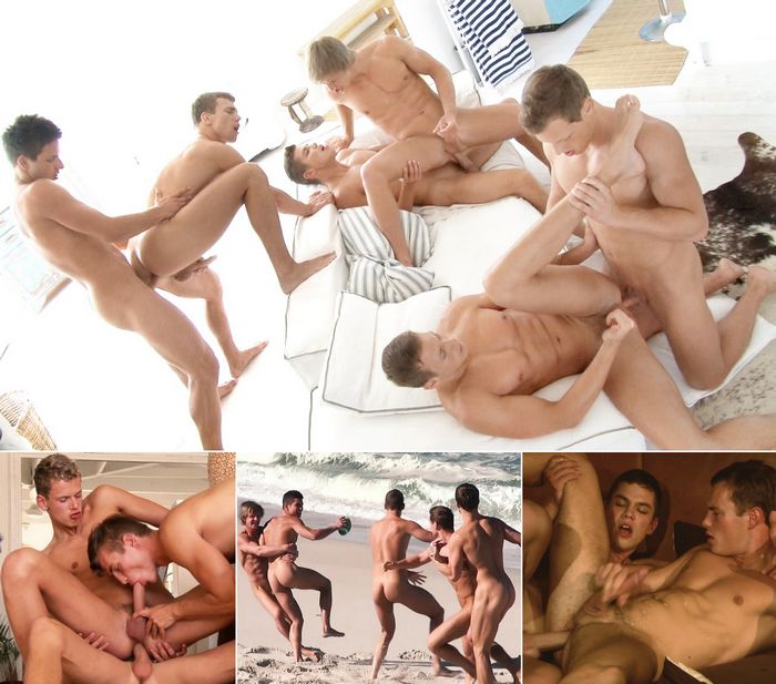 BelAmi Gay Porn XXX Last Summer In Greece