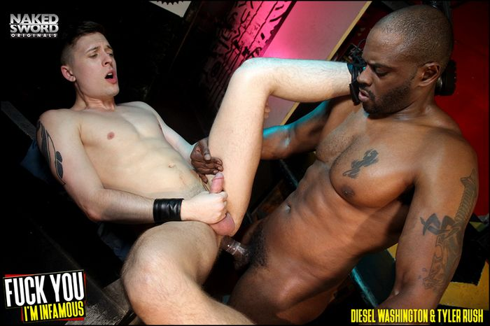 Diesel Washington Gay Porn Tyler Rush Nakedsword Fuck You Im Infamous