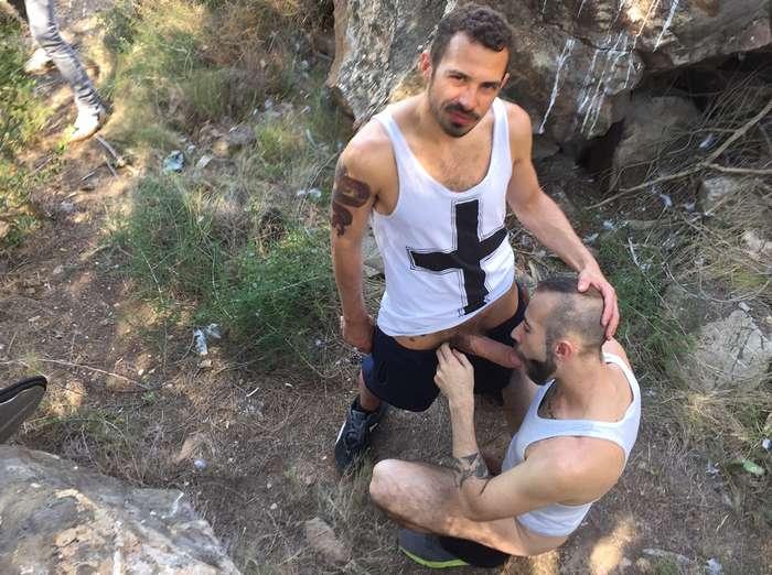 Outdoor Gay Porn 31