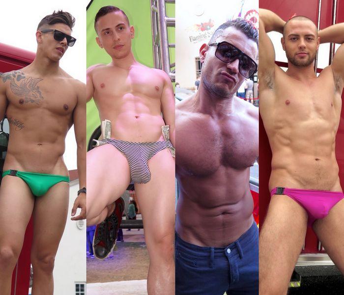 LA Pride 2016 Gay Porn Stars