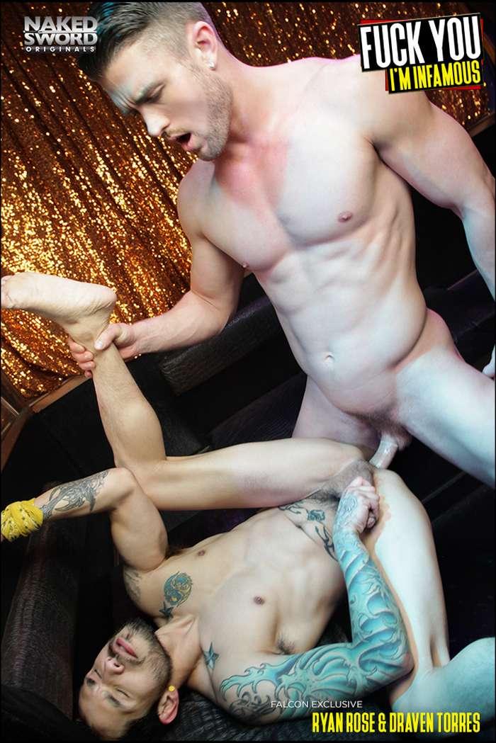 Ryan Rose Gay Porn Star Draven Torres Fuck You Im Infamous Nakedsword