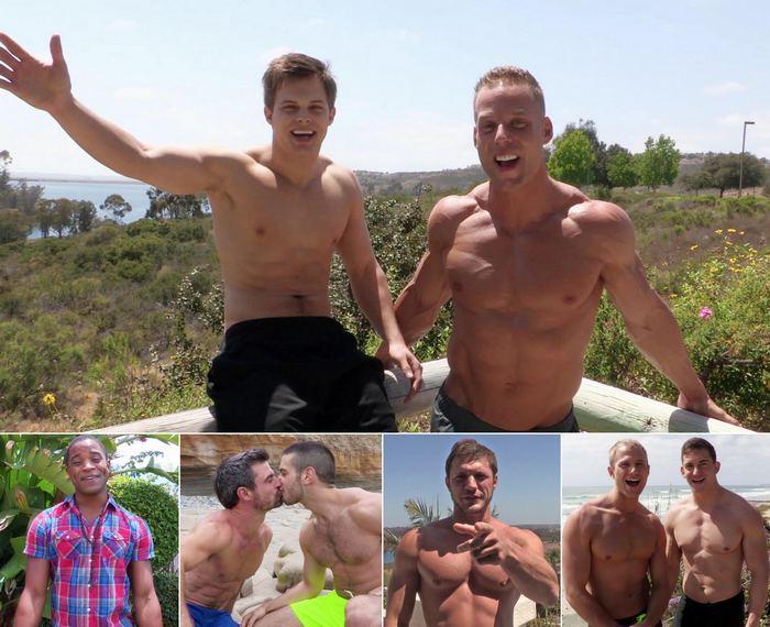 Sean Cody Gay Porn Stars Happy Pride 2016