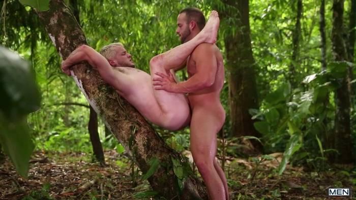 Watch Tarzan A gay Fantasy Parody on