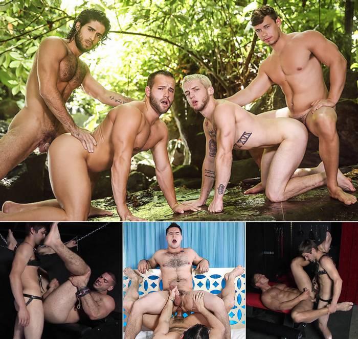 Gay Porn Diego Sans Tobias Johnny Rapid Ricky Larkin Landon Mycles Aspen