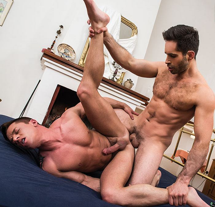 straight guy give blowjob