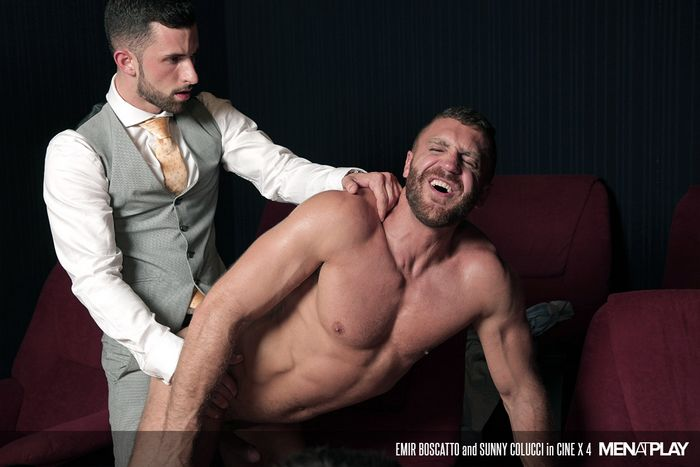 Sunny Colucci Gay Porn Emir Boscatto Menatplay Suit Sex