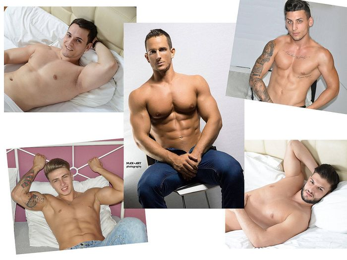 Aphrodite Boys Webcam Male Models Jakub Stefano Briann Smith Dylan Green Justin Bradly Alan Jones 2