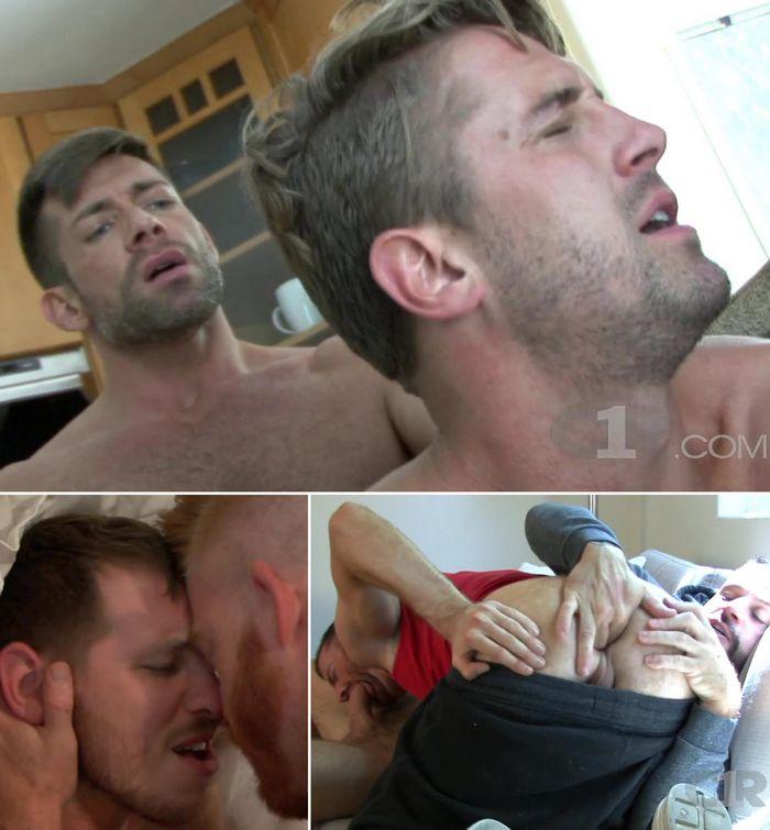 BUFF SCRUFF Gay Porn Bruce Beckham Bennett Anthony Brendan Patrick Spencer Whitman Tex Davidson Wesley Woods