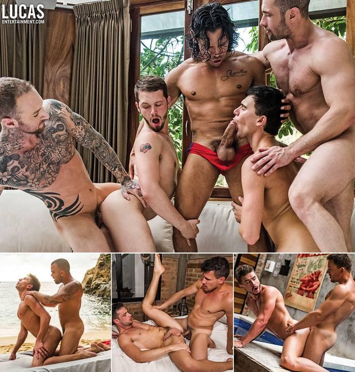 Gay Porn Dylan James Asher Devin Koda Gold Damien Crosse Bogdan Gromov Roman Berman Josh Rider