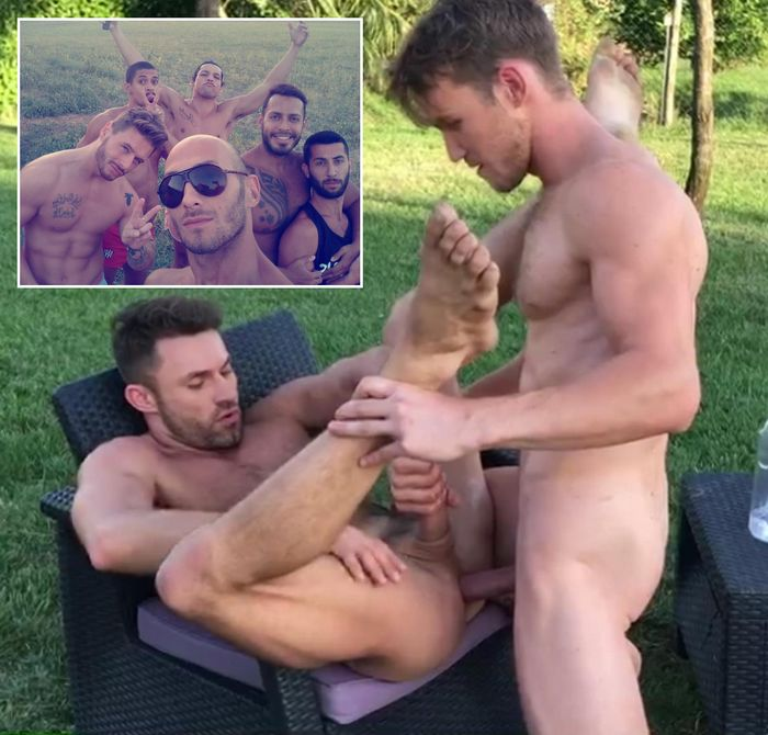Gay Porn In Spain