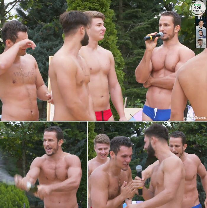 Jakub Stefano Muscle Webcam Male Models Briann Smith Dylan Green Justin Bradly Alan Jones Pool Party