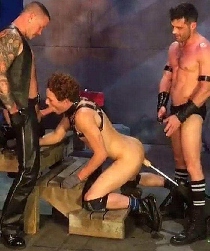 Lance Hart Max Cameron Micky Mackenzie Gay Porn Fuck Machine 2