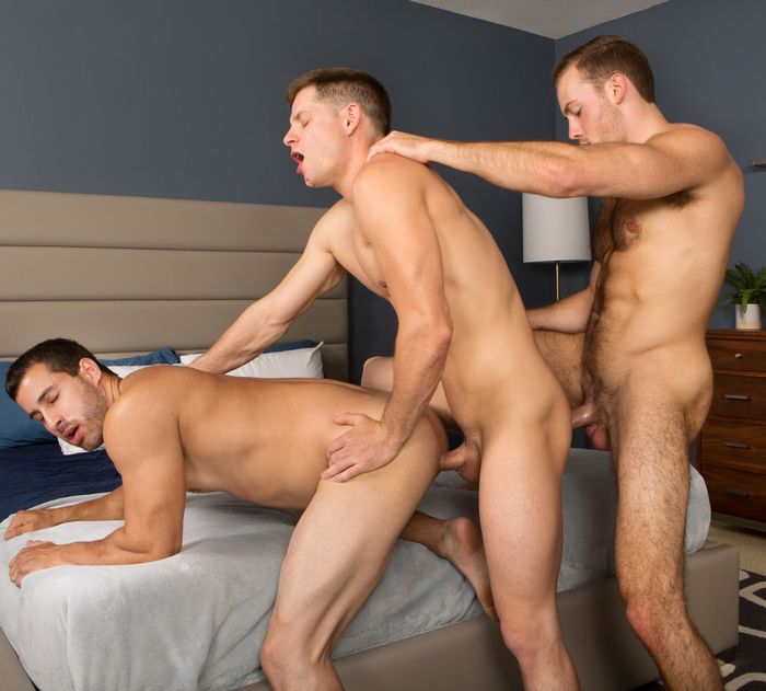 Sean Cody Gay Porn Randy Dean Cory Bareback Sex