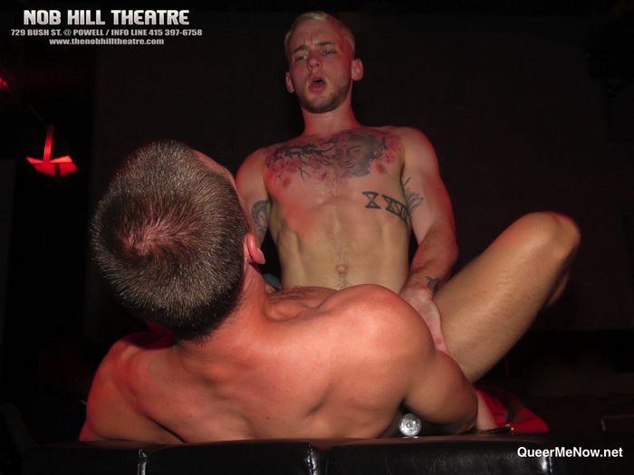 Theater gay sex