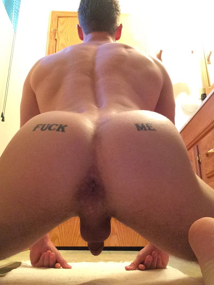 Gay male porn actors tatoos