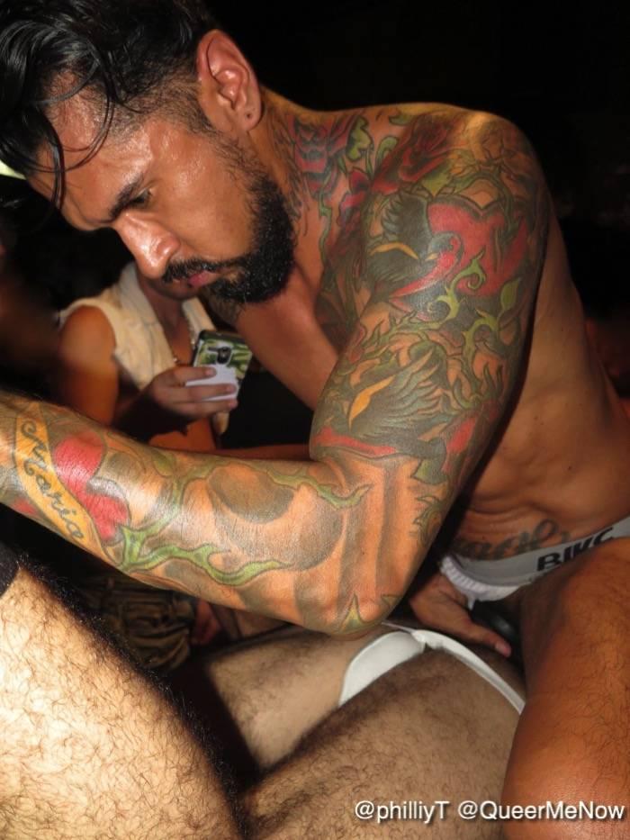 mykonos gay scene