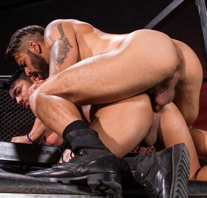 Bruno Bernal Gay Porn Adam Ramzi XXX