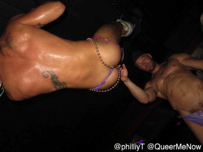CockyBoys Gay Porn Stars GoGo Dance Southern Decadence 2016 12