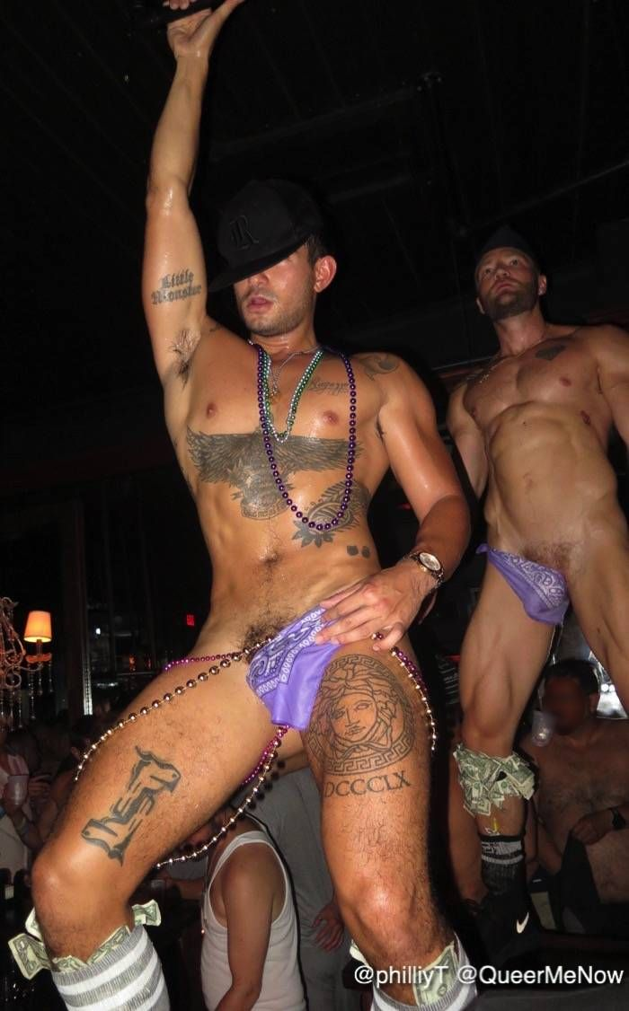CockyBoys Gay Porn Stars GoGo Dance Southern Decadence 2016 15