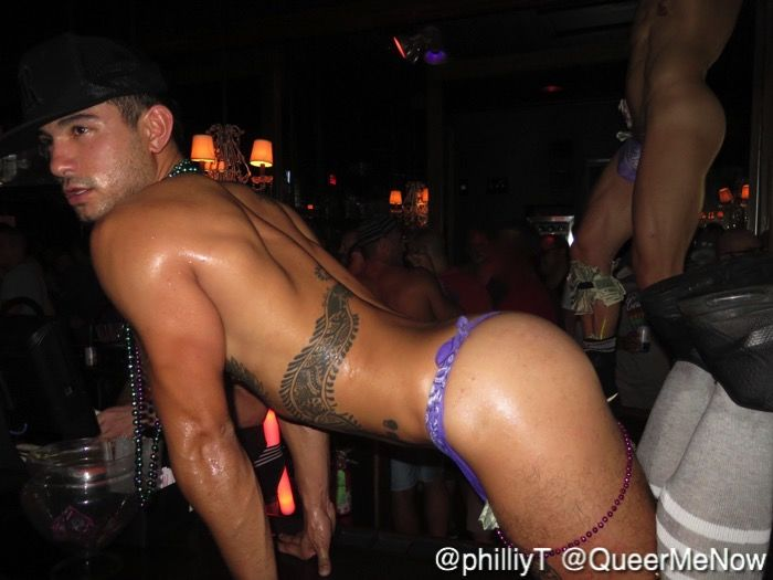 CockyBoys Gay Porn Stars GoGo Dance Southern Decadence 2016 2