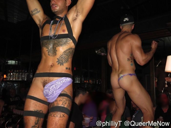 CockyBoys Gay Porn Stars GoGo Dance Southern Decadence 2016 23