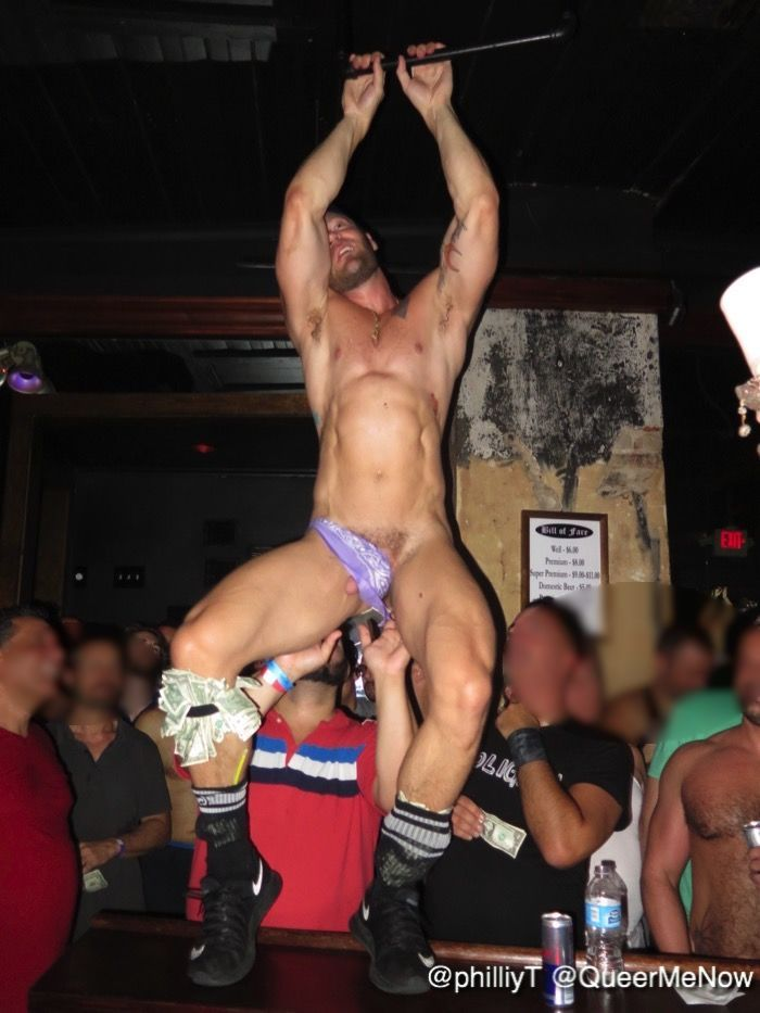 CockyBoys Gay Porn Stars GoGo Dance Southern Decadence 2016 5