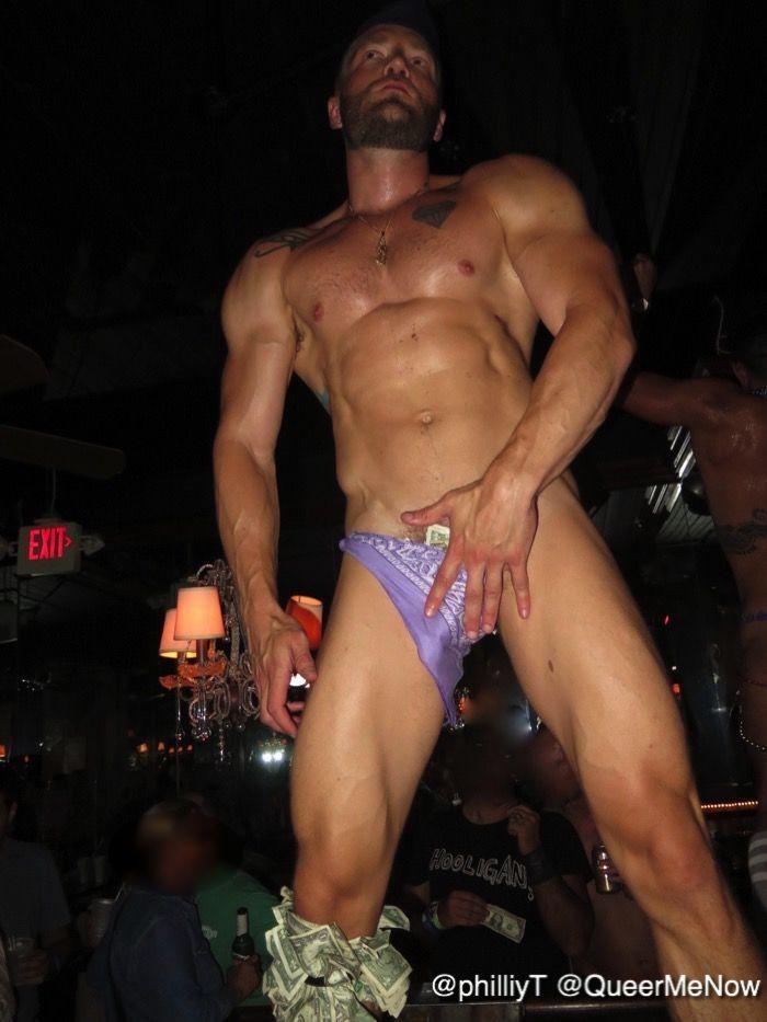 CockyBoys Gay Porn Stars GoGo Dance Southern Decadence 2016 6