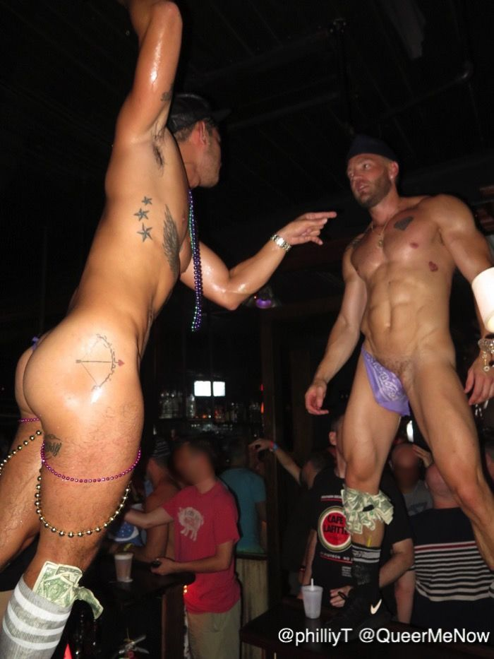 CockyBoys Gay Porn Stars GoGo Dance Southern Decadence 2016 9
