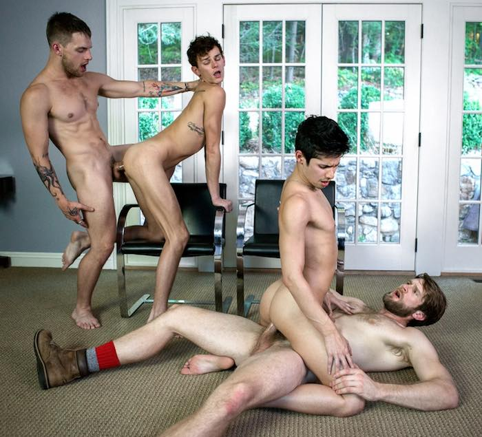 Ex naked in sexual positions