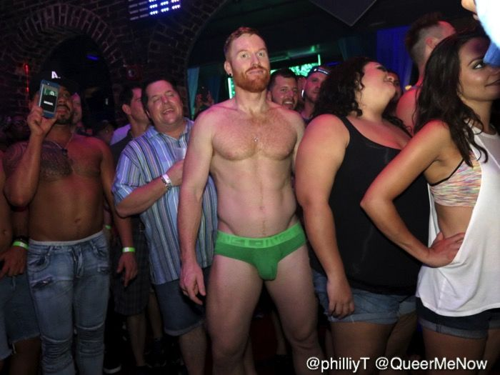 Southern Decadence Big Dick Contest